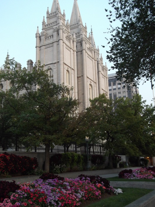 Salt Lake City - The Temple